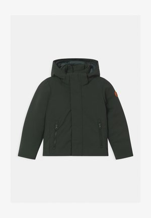 SMEGY - Winter jacket - green black