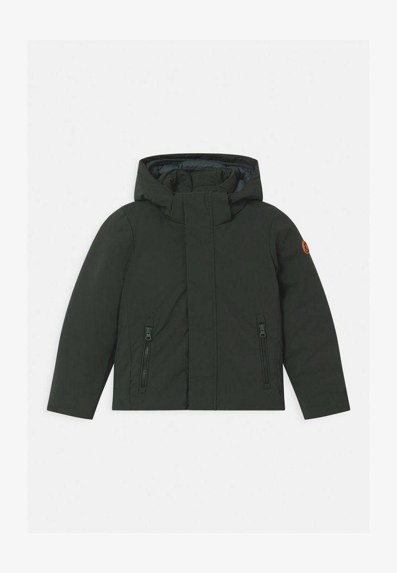 Save the duck - SMEGY - Winter jacket - green black