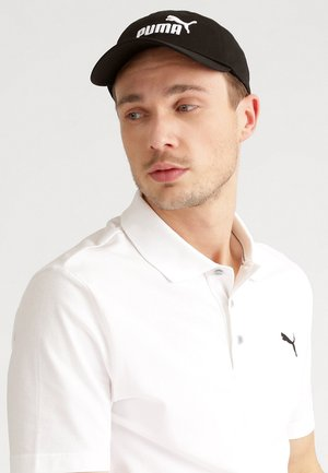 ESSENTIALS - Cappellino - black