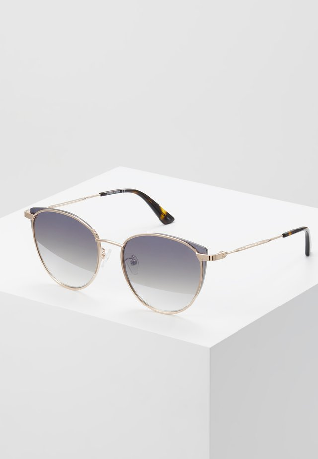 Sonnenbrille - gold-coloured/silver-coloured