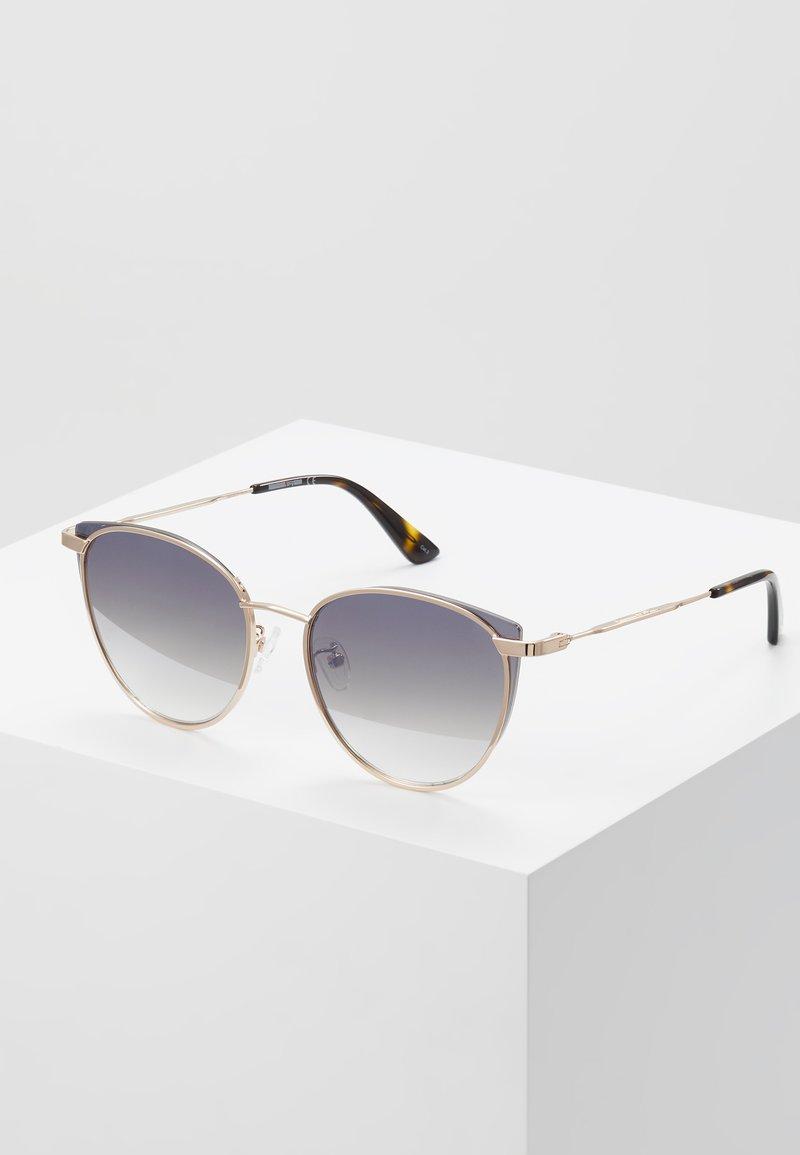 McQ Alexander McQueen - Sunglasses - gold-coloured/silver-coloured