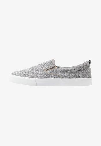 UNISEX - Slip-ons - grey