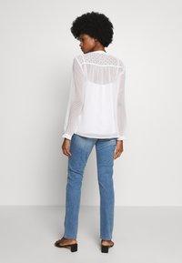 s.Oliver - LANG - Slim fit jeans - middle blue - 2
