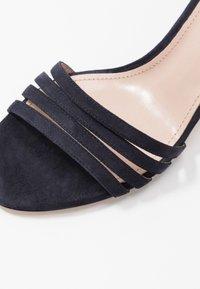 HUGO - APRIL - Sandals - dark blue - 2
