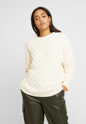 CABLE - Jumper - ivory