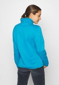 CMP - Fleece jacket - danubio/antracite - 2