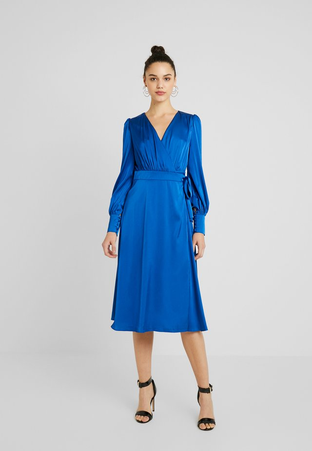 WANAKA DRESS - Day dress - cobalt
