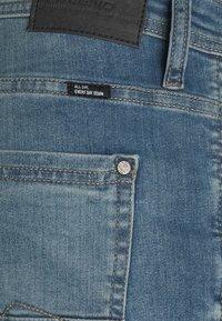 Blend - JET FIT MULTIFLEX - Slim fit jeans - denim vintage blue - 2