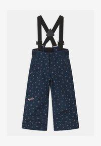 Ziener - AVATINE SLIM UNISEX - Snow pants - dark blue - 0