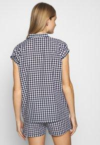 Esprit - DADAH CAS SET - Pyjama set - navy - 2
