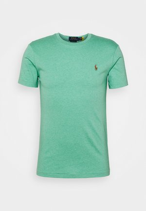 PIMA - T-shirts - resort green heather