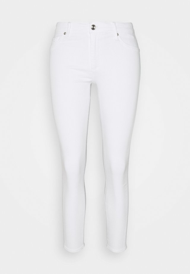 ANKLE - Jeans Skinny Fit - true white