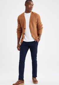 DeFacto - RELAX FIT - Cardigan - yellow - 1