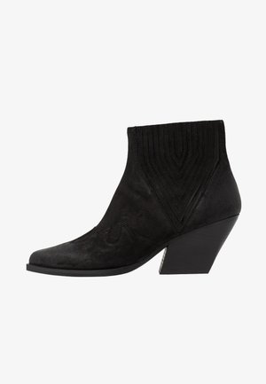 SIERPA - Ankle boots - black
