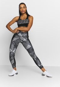 Puma - BE BOLD 7/8 - Leggings - black/grey/white - 1