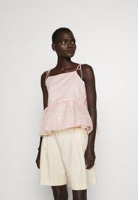 Bruuns Bazaar - DITTANY LENNY  - Top - misty rose - 0