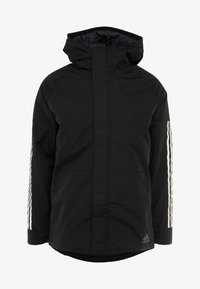 adidas Performance - XPLORIC 3-STRIPES WINTER JACKET - Talvitakki - black - 4