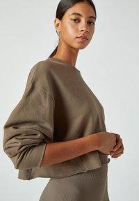 PULL&BEAR - Sweatshirt - grey - 3