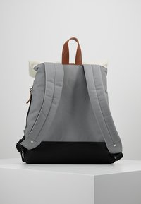 Enter - Mochila - grey/black/natural - 2