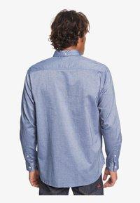 Quiksilver - LONG SLEEVED - Overhemd - blue indigo - 2