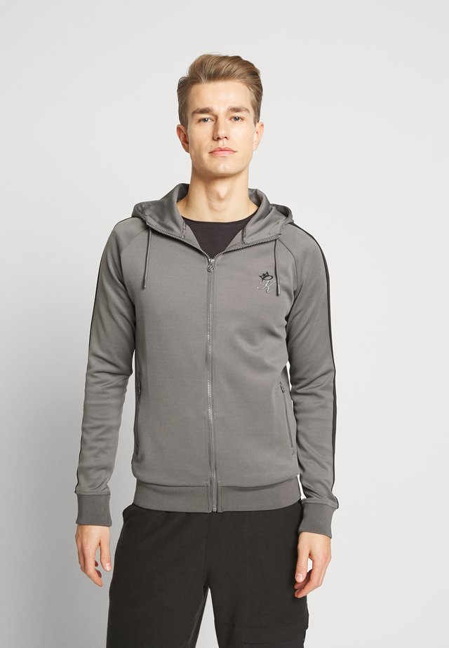 BASIS TRACKSUIT  - Zip-up hoodie - grey