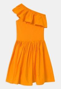 Molo - CHLOEY - Koktejlové šaty/ šaty na párty - tangerine - 1