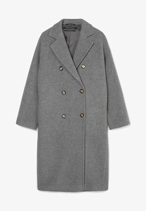 Classic coat - middle stone melange