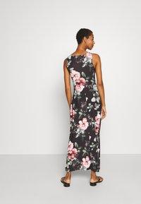 Anna Field - Maxi dress - black/pink/light green - 2