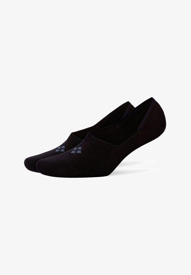 2-PACK - Chaussettes - black (3000)