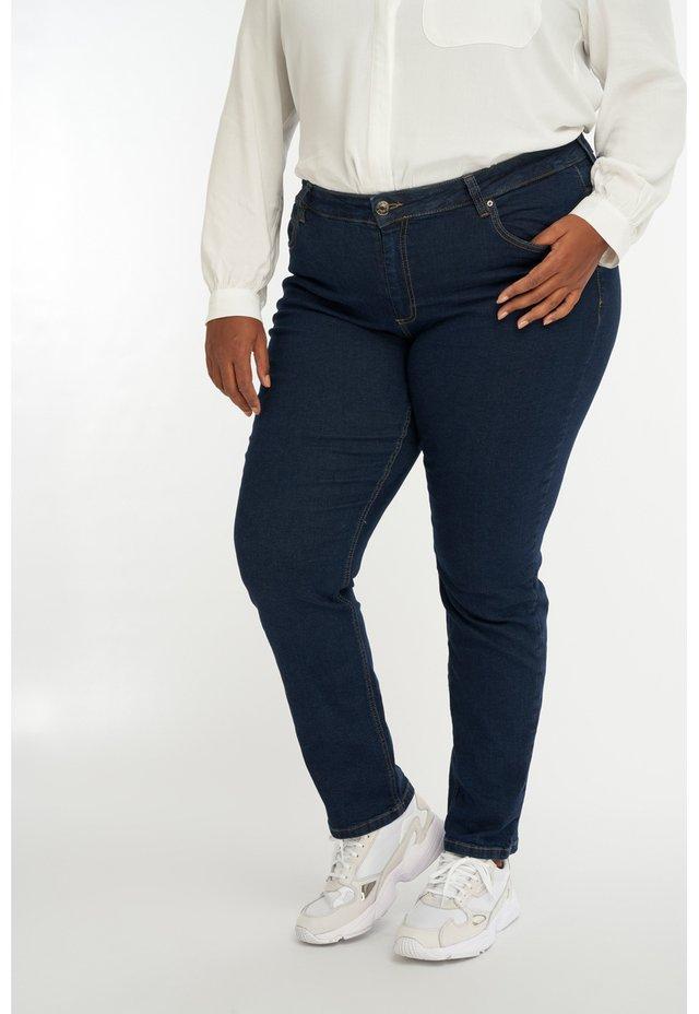 ROSE - Slim fit jeans - blue