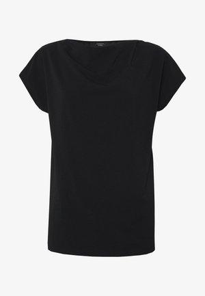 T-shirts basic - schwarz