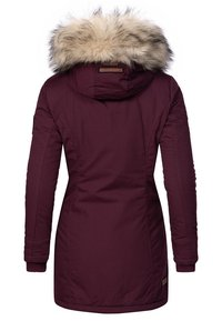 Navahoo - CRISTAL - Winter coat - burgundy - 1
