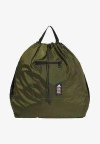 adidas Performance - XPLORER PRIMEGREEN SHOPPER BAG - Drawstring sports bag - green - 0