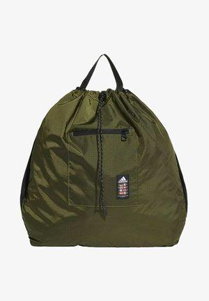 XPLORER PRIMEGREEN SHOPPER BAG - Drawstring sports bag - green
