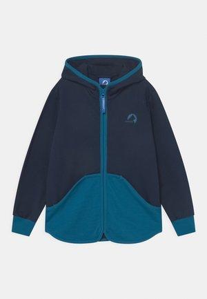 JAAKKO UNISEX - Zip-up hoodie - navy/nautic