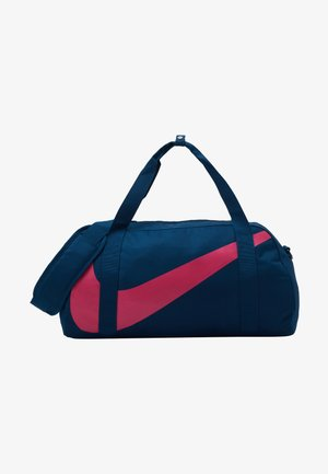 GYM CLUB UNISEX - Sports bag - valerian blue/valerian blue/(watermelon)