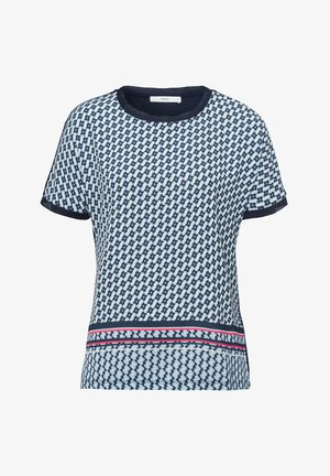 STYLE CAELEN - T-shirt print - navy