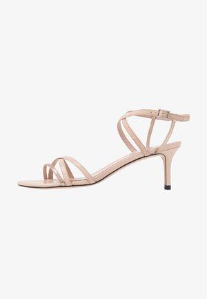 SIENNA  - Sandals - nude