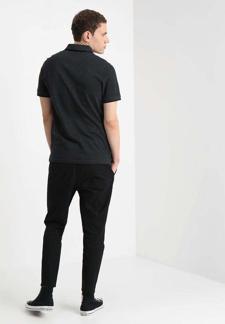 Jack & Jones JJEPAULOS NOOS - Polo shirt - dark grey gHNw0