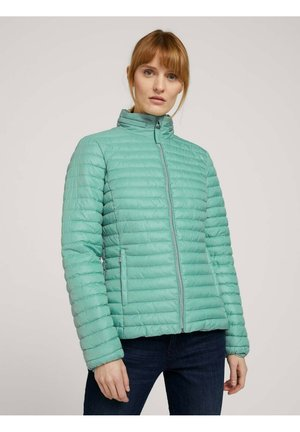 Light jacket - soft leaf green