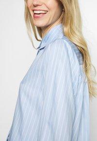 Seidensticker - Button-down blouse - hellblau - 3