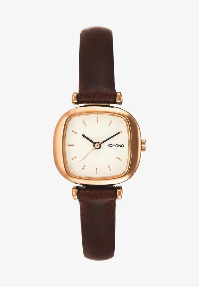 MONEYPENNY - Horloge - auburn