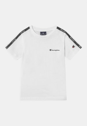AMERICAN CREWNECK UNISEX - T-shirt con stampa - white