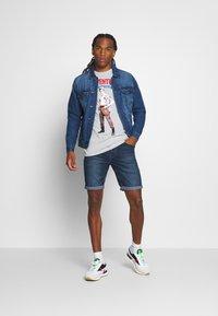 Redefined Rebel - MARC JACKET - Denim jacket - mid blue - 1