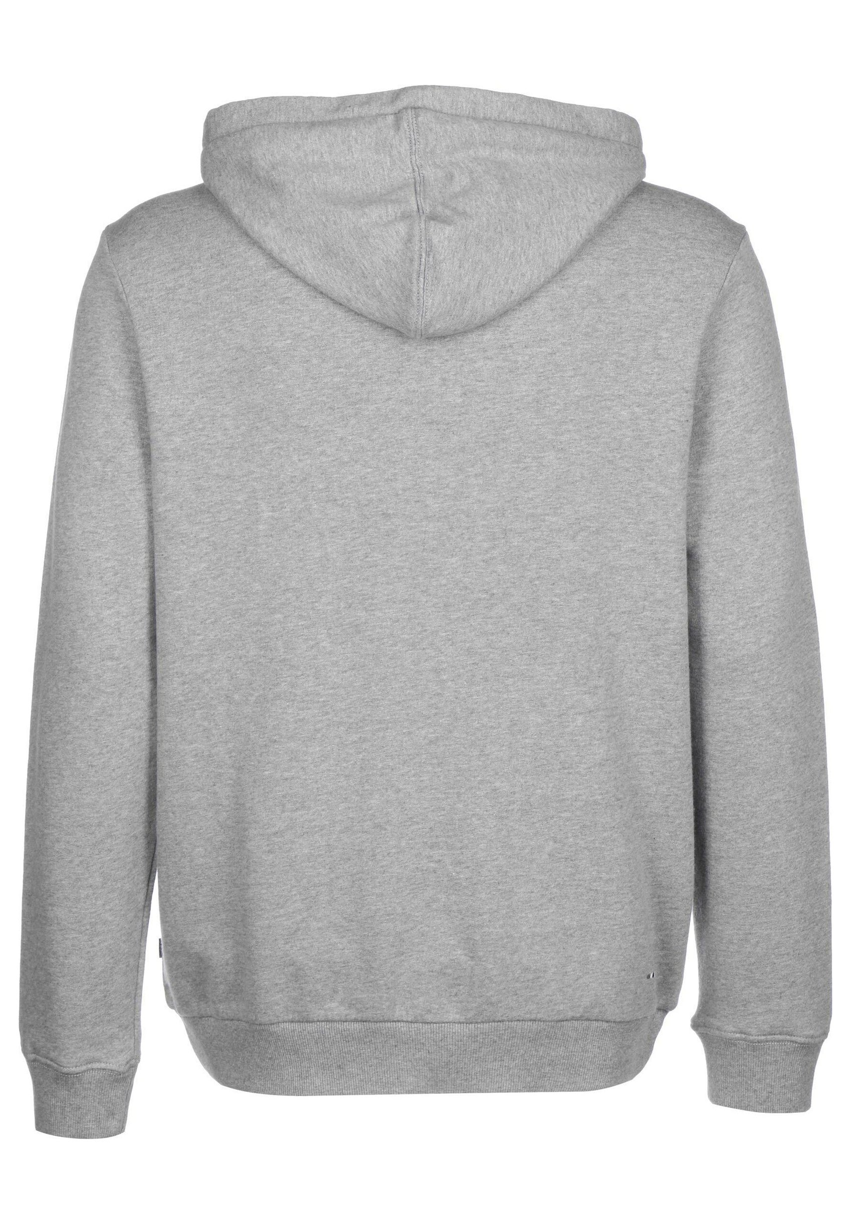 Napapijri BURGEE - Sweat à capuche - med grey melange