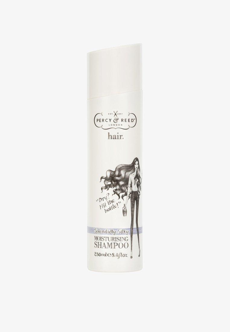 Percy & Reed - SPLENDIDLY SILKY MOISTURISING SHAMPOO - Shampoo - -