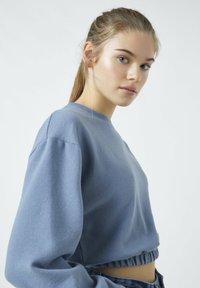 PULL&BEAR - Sweatshirt - blue-grey - 3