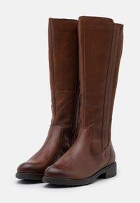 Jana - Boots - chestnut - 2