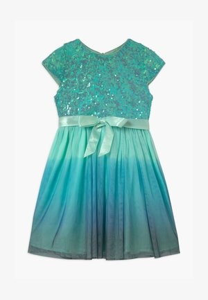 GIRLS KID - Cocktailjurk - aqua blue