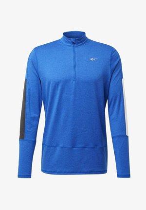 2020-01-01 RUNNING  - Sweatshirt - blue